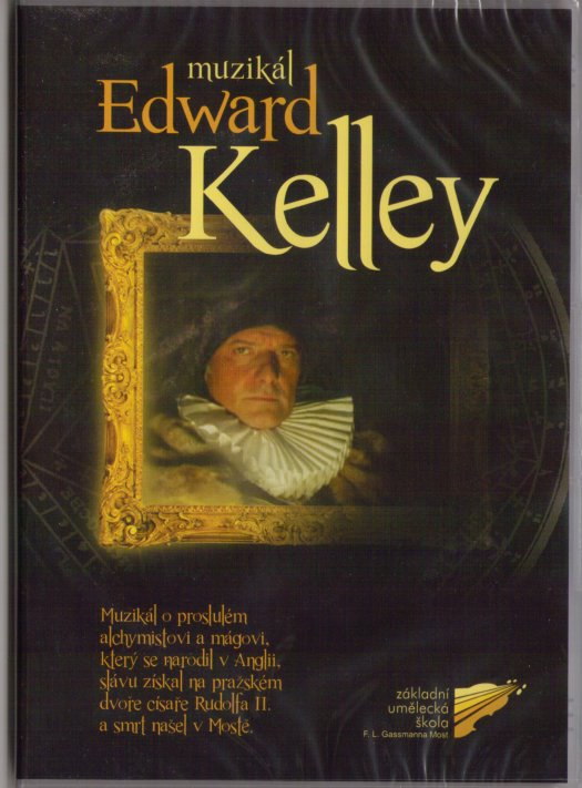 DVD Muzikál - Edward Kelley